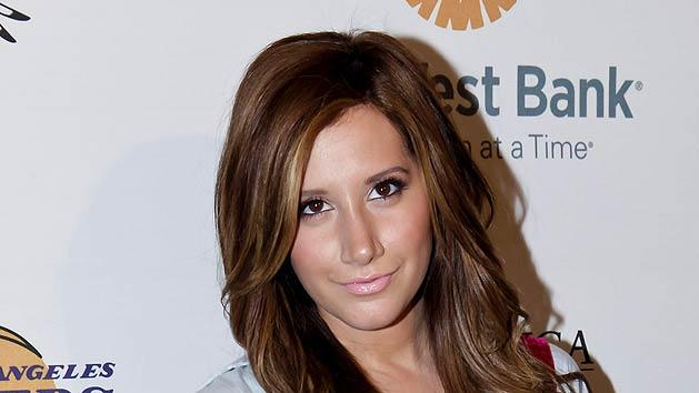 Ashley Tisdale Lakers Casino Night