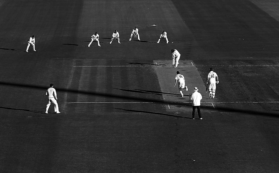 Sheffield Shield Final - Tasmania v Queensland: Day 2
