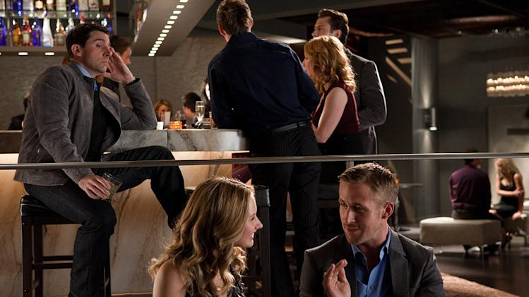Crazy Stupid Love 2011 Warner Bros Pictures Steve Carell Caitlin Thompson Ryan Gosling
