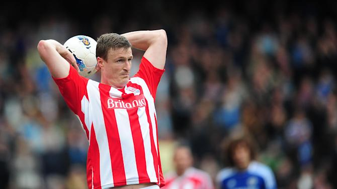 Robert Huth is undergoing tests for suspected meningitis