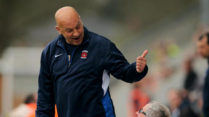 Neale Cooper feels he had 'lost the spark' to help Hartlepool improve