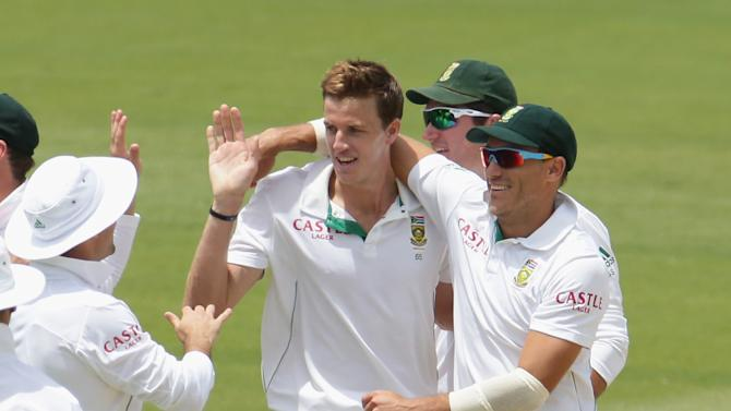 Australia v South Africa - Second Test: Day 4