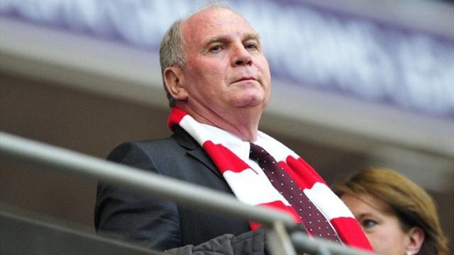 Bundesliga - Bayern Munich president Hoeness charged with tax evasion