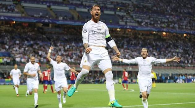 4 Fakta Sergio Ramos, Calon Legenda Real Madrid