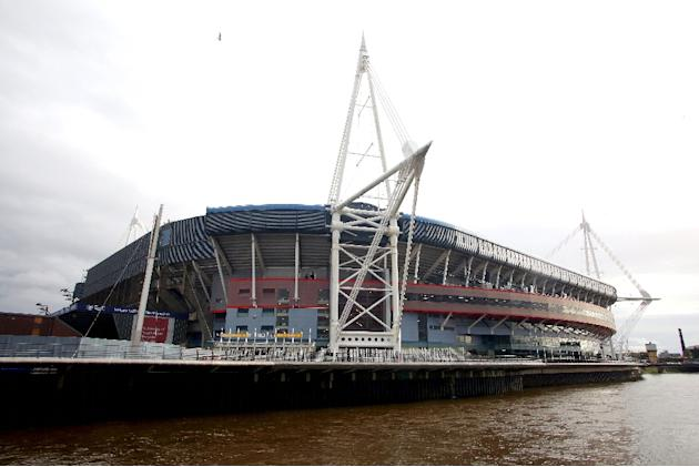 The Millennium Stadium in Cardiff opened in June 1999 ahead of that year's rugby World Cup