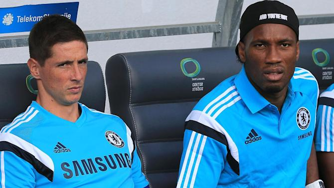 Friendly match - Ramires and Fabregas goals see Chelsea claim hard-fought win over Ferencvaros