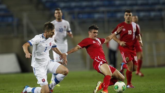International friendlies - The long, rocky road to acceptance for unbeaten Gibraltar
