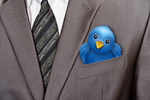 Twitter Takes Center Stage As A Social Business Worktool image Twitter for Business