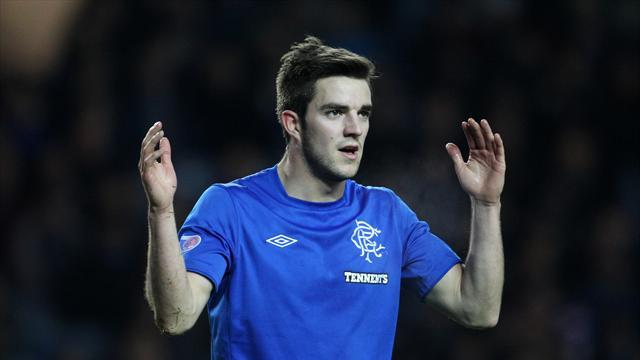 Scottish Football - Rangers ease to victory