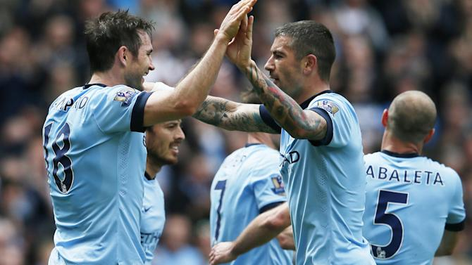 Video: Manchester City vs Southampton