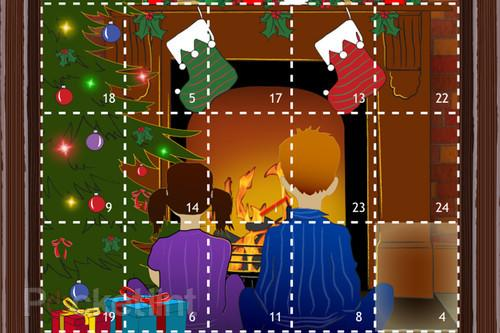Advent 2012: 25 Christmas Apps - iPad