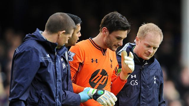 Premier League - Tottenham 'totally satisfied' Lloris was fit to continue