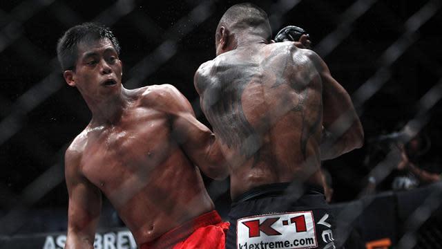 Mixed Martial Arts - ONE FC returning to Manila