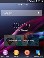 Sony Xperia V LT25i Gets Leaked Android 4.3 (9.2.A.1.131) Update