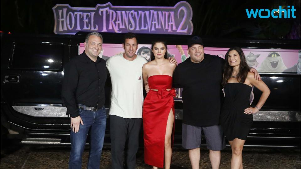 New Hotel Transylvania 2 Trailer Released