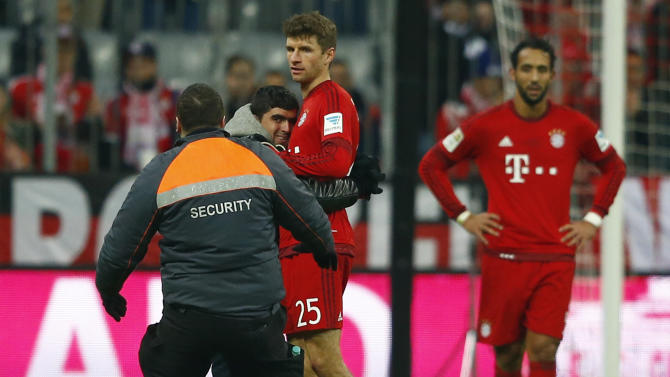 Bayern Munich v Hertha Berlin - German Bundesliga