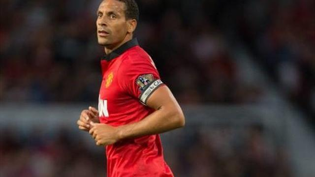 Champions League - Ferdinand ready for three in a row