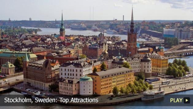 Stockholm, Sweden: Top Attractions