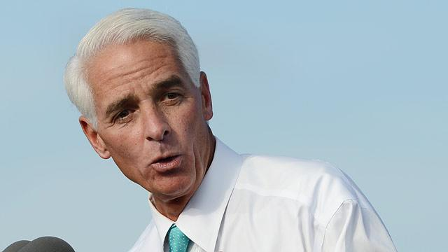 Charlie Crist Is Now a Democrat