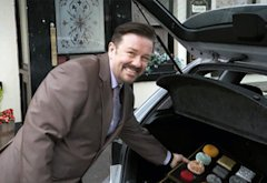 Ricky Gervais   Photo Credits: Comic Relief