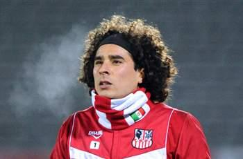 Ochoa hoping to pave way for more Mexican keepers in Europe