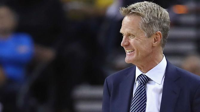 Steve Kerr makes MVP pick, and it's not a Warriors player