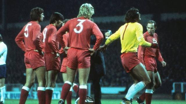 World Cup - Tomaszewski: England 'miracle' in 1973 like beating Bolsheviks