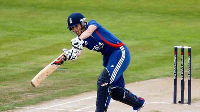 Cricket - Edwards: Poor shots cost England