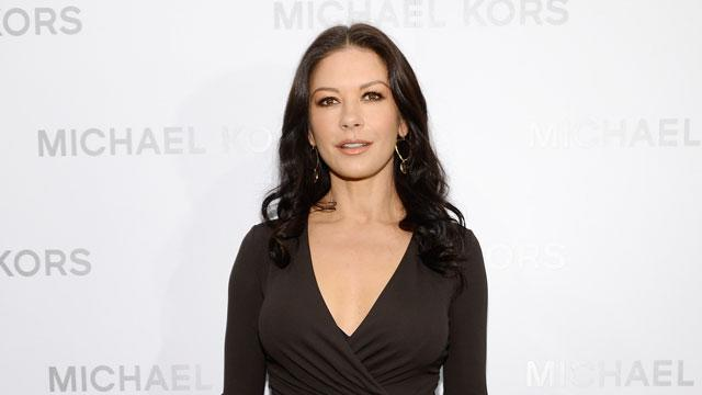 Catherine Zeta-Jones Comes Home After Treatment