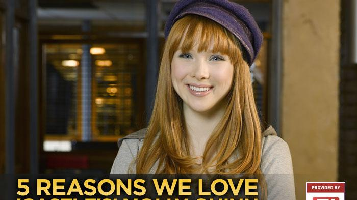 5 Reasons We Love 'Castle's' Molly Quinn