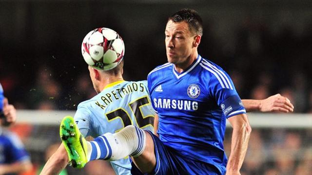 Champions League - Terry: Room for improvement