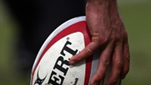 Rugby - Opening defeat for England