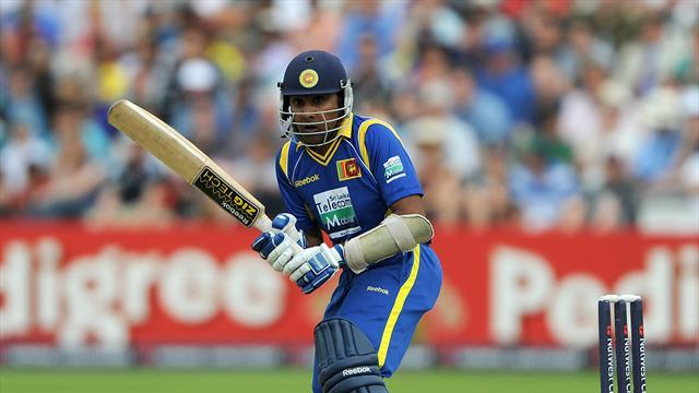Cricket - Sri Lanka pip Australia to win T20 series
