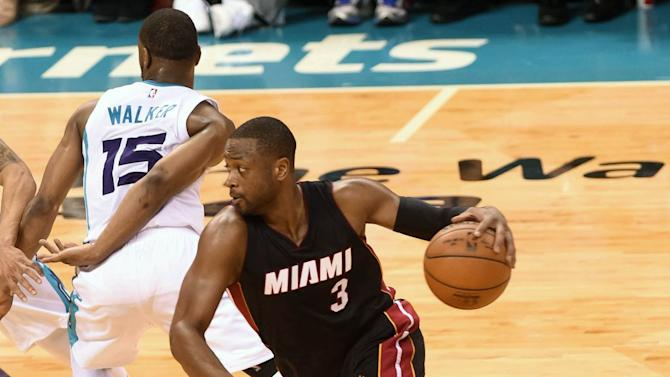 Dwyane Wade and Kemba Walker turned the NBA Playoffs into a beautiful game of 1-on-1