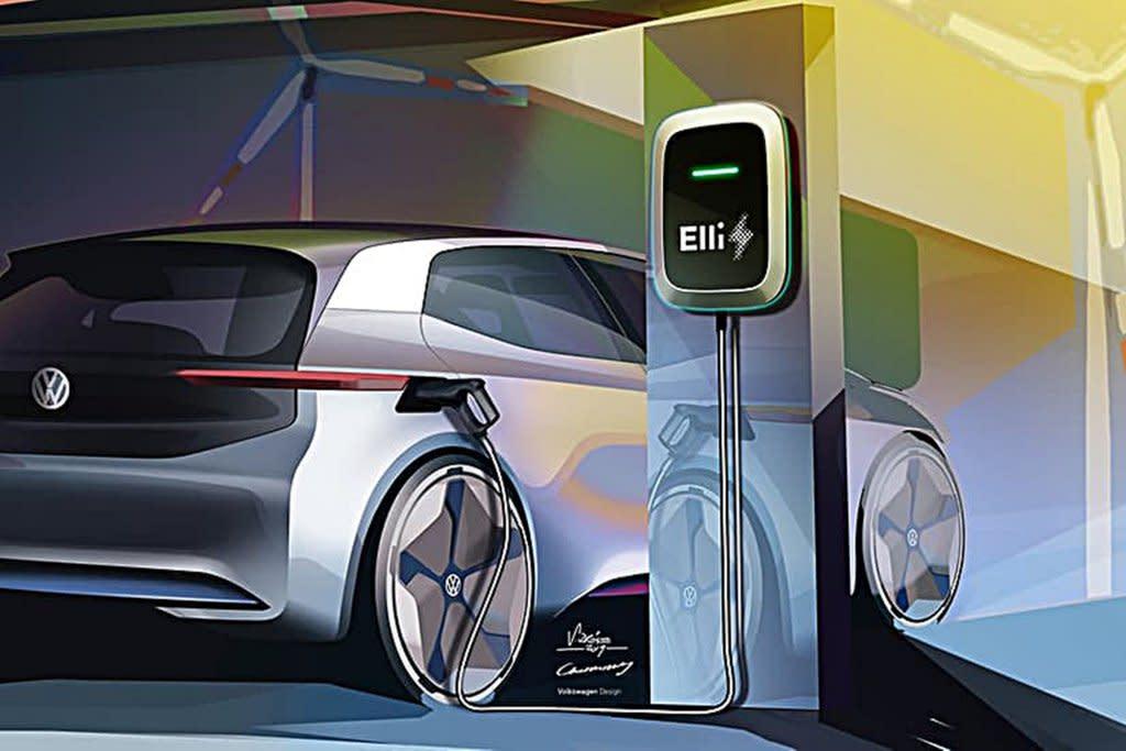VW福斯汽車正在打造ID.1全新電動小車,2023年上市將取代現有的e-Up!