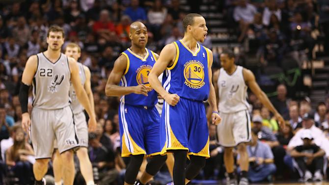 Golden State Warriors v San Antonio Spurs - Game Two