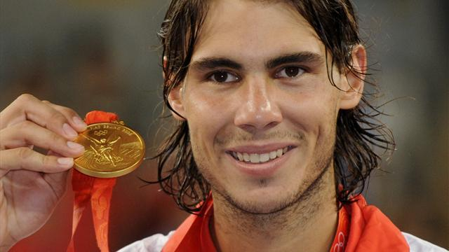 London 2012 - Nadal to carry Spanish flag at Olympics