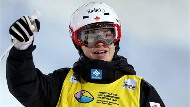 Freestyle Skiing - Canadians dominate at moguls World Cup in Calgary
