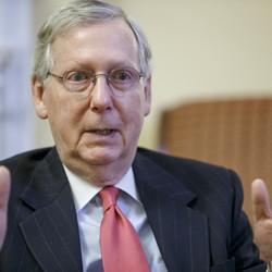 Mitch McConnell Opposes Obama On Cuba