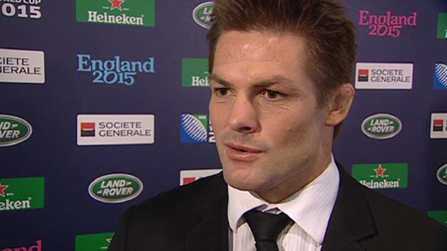 RWC Draw Kind To All Blacks