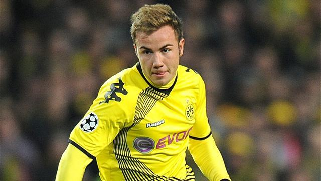Champions League - Dortmund's Bayern-bound Goetze to miss final