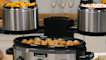 Entertain your guests this summer with Crock-Pot's swing and serve set
