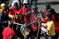 Samwu strike looms