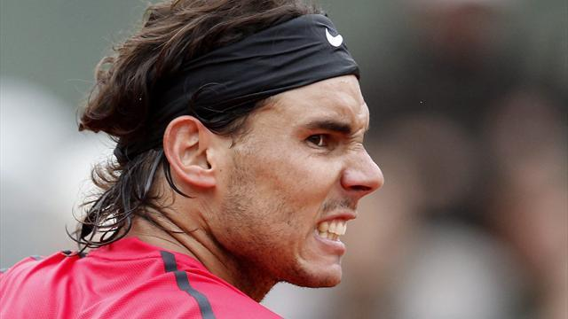 Tennis - Nadal to make early return in Chile