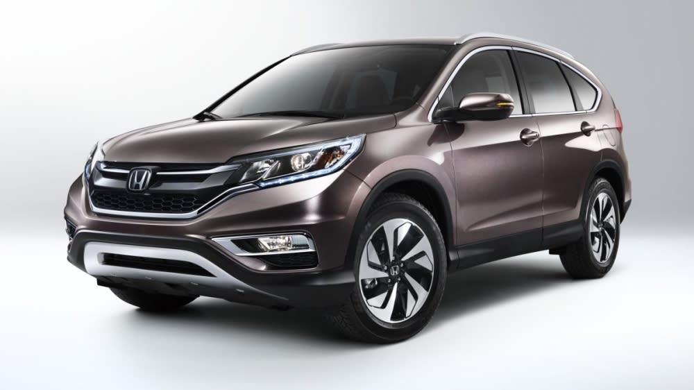 時尚新貌 Honda CR-V再進化