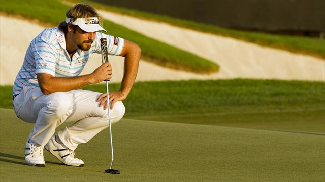 Golf - Dubuisson given US PGA Tour temporary membership