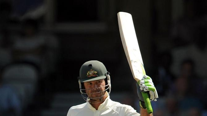 Ricky Ponting wants to see Australia back on top of the world rankings