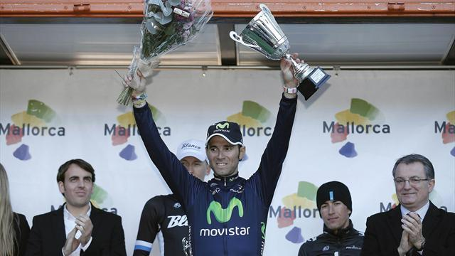 Cycling - Valverde rises to challenge in Mallorca