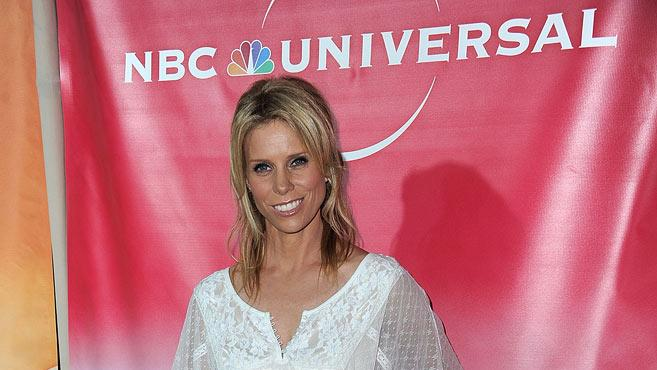 """School Pride's"" Cheryl Hines arrives at NBC Universal's 2010 TCA Summer Party on July 30, 2010 in Beverly Hills, California."