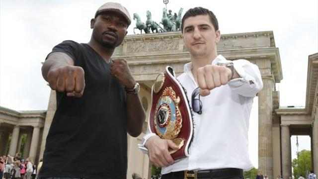 Boxing - Afolabi tells Huck he will 'seriously hurt' him